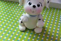 foam clay dog2