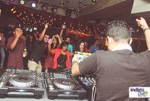 Tuhin Mehta / Tuhin Mehta spun an epic night that Bangalore will remember. It was Techno Saturday at Indigo Live - Music Bar.