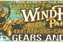 Windrock ATV Park / Windrock Park Campground  555 Windrock Park Lane  Oliver Springs, TN 37840  Windrock Park Trailhead  981 Windrock Road  Oliver Springs, TN 37840