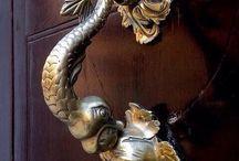 Door-knob / Creative