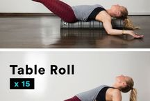 Strength with roller