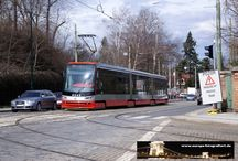 """Prag - Straßenbahn Škoda 15T """"Škoda For City"""" / Sie sehen hier eine Auswahl meiner Fotos, mehr davon finden Sie auf meiner Internetseite www.europa-fotografiert.de."""