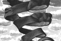 Escher and Drawnings