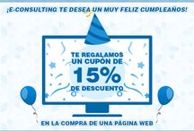 Publicidad En redes sociales / Siguenos en Facebook/econsultingmx