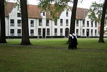 Beguinage / Historically, a lay-sisterhood of single women supporting each other and their wider community. What would that look like today?