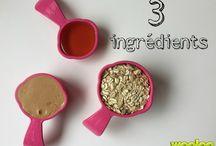 Bouchées au Beurre d'arachide / Pleins d'idées pour des savoureuses Bouchées au Beurre d'arachide