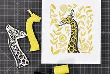 G como Girafa