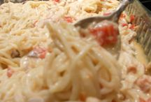 Rice, Pasta & Casserole Recipes / by Elicia Layton