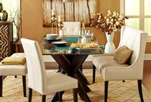 Dining Room Ideas / Ideas for our dining room in our new house - last room to be completed.