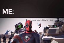 Marvel and D.C. Unite