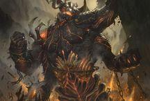 3rd gen evil deity