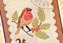 stamp quilt