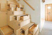 Interesting indoor design