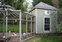Chicken coops and dreams / This is à collection av hen & chicken related posts. I want to build my own coop and have hens in my garden. Fresh eggs! Cool pets! What's not to like?