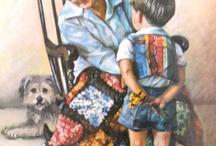 barn og voksne i samspull