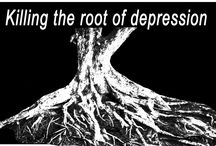 killing the root of depression / Clinical depression Manic depression chronic depression suicide  Depression will kill you and on the way there it will torture you relentlessly. It will steel and destroy everything that should be good in your life and turn it into dung. You will loose your loved ones, your money, your job and eventually your life. BUT, you may say, I have tried many things. I have been to counseling I have taken the pills from hell, anti depressants.