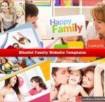 Family Website Templates