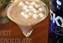 Holiday drinks / Mixed drinks / by Kim Durfee Deitrick