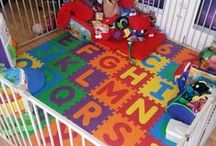 ideas for kids area and rooms