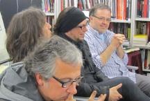 Presentació Més Enllà de les Estrelles a Girona / Presentació del Llibre de Gerard Quintana i David Julià a la Llibreria22 de Girona