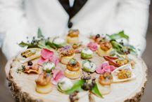 Wedding Catering / Sektempfang, Flying-Buffet, Menüs und Getränke