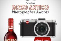 Rosso Antico Photographer Awards