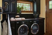 Dream Home Ideas:  Laundry Room / Mudroom / Mudroom / Laundry Room ideas for my home.  For the future.  DIY and design.  Home Decor.