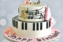 Just...Musical Themed Cakes