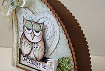 Card making / by Donna Fitch