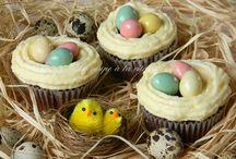 Chocolats, oeufs et friandises de Pâques / Gourmandes et chocolatées, vous n'aurez d'y-oeufs que pour ces friandises de Pâques.