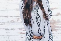 Maternity Fashion / Looking good and feeling comfortable with expecting.
