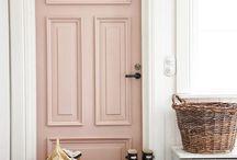 Blush Pink  - Pink - Interior / Roze, pink love it  www.firmamama.nl
