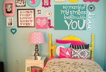 Girly Rooms! / by Guinn Smith