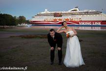 Wedding potraits in Turku / #uusiaalto #weddingphotography #häät #hääkuvaaja #valokuvaaja