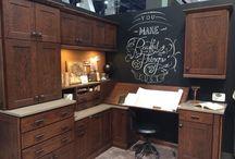Craftsman Style / Arts & craft style cabinets, doors, craftsman house design