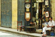 Egitto / Un viaggio faccia a faccia con la storia, scandito dalla visione romantica dell'Oriente.