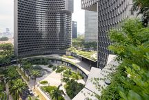 Architectural Technology / A platform to share new technologies and innovative design in architecture.