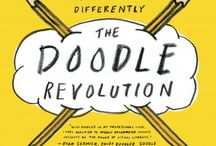 """The Doodle Revolution / """"The Doodle Revolution is a global campaign for visual literacy."""" What does that mean? It means using doodling as a new form of communication that expresses more than words on a page. Doodling can unlock hidden ideas, spark conversations, and help you retain those boring meeting or lecture notes like never before. Lead by Sunni Brown.  / by BestBuzz"""