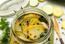Canning/Freezing/Pickling / by Blair Treat