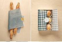 Packaging panaderia