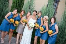 wedding decor and flowers / by Liz Kaminsky