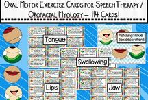 Orofacial Myology Ideas