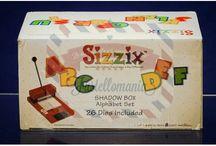Alfabeti Sizzix