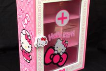 Medicine Box Hello Kitty
