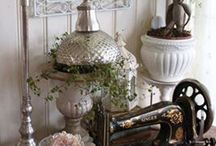 Antiques / Proof of simple living from the past / by Becky Jirasek