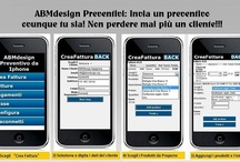Fatture e Preventivi via iPhone - Android