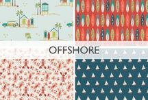 Riley Blake - Offshore Fabric Collection