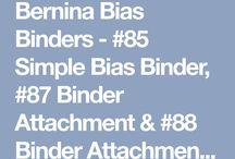 bernina binding attachment tutorial