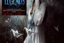 Dark Legends / 20 paranormal romance and urban fantasy novels by NY Times, USA Today and Bestselling Authors