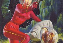 Space Vixen Printspiration